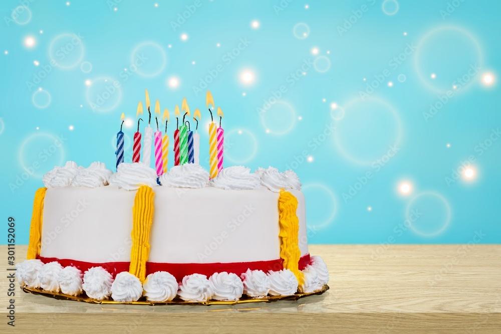 Fototapeta Cake.