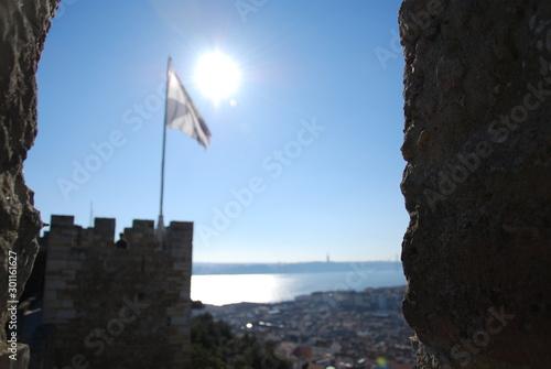 Fototapeta Lisboa, Portugal