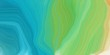 curved motion speed lines background or backdrop with light sea green, pastel green and burly wood colors. good for design texture