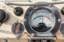 Cold War Type Geiger Radiation...