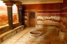 Knossos Palace Ruins, Heraklio...