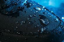 Water Drops On Waterproof Memb...