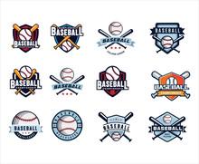 Set Of Baseball Championship L...