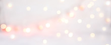 Abstract Texture Of Bokeh Chri...