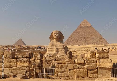 Fotografia Big a Sphinx
