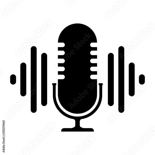 Podcast Obraz na płótnie