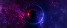 Galaxy A System Of Millions Or Billions Of Stars, Together With Gas And Dust, Held Together By Gravitational Attraction. Event Horizon, Singularity, Gargantuan, Hawking Radiation, String Theory