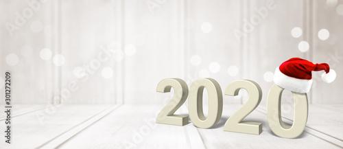 Fotobehang Europa Freues neues Jahr 2020!