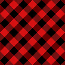 Lumberjack Tartan. Scottish Di...