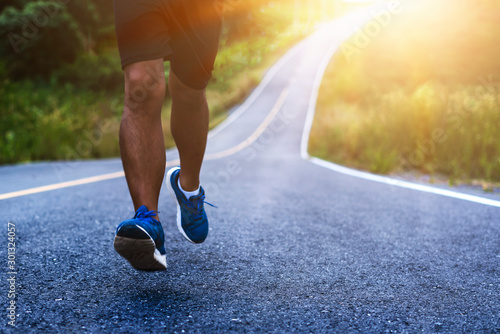 Health concepts and aspirations for men running for health