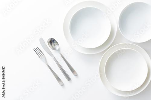 Obraz 食器 イメージ - fototapety do salonu