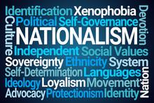 Nationalism Word Cloud