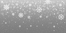 Christmas Snow Falling Snowfla...