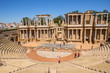 Antique Roman Theatre of Merida
