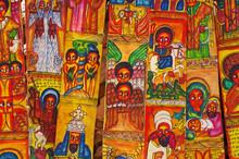 Traditional Ethiopian Artwork ...