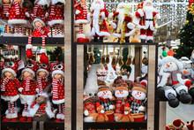 Shop Window With Christmas, Ne...