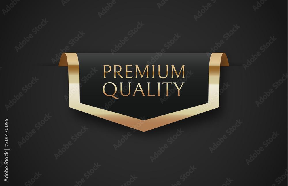 Fototapeta Premium quality vector badges or tag