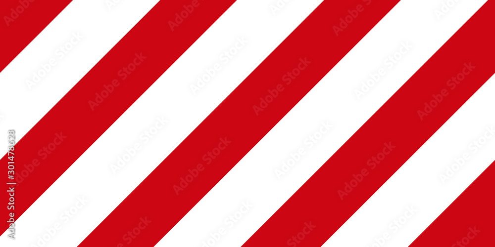 Fototapeta Red and white stripes background