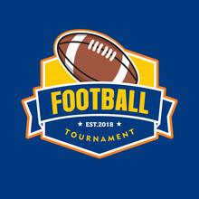 Football Logo, American Football Logo