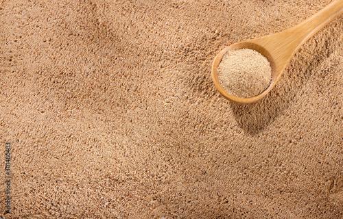 Photo Lepidium meyenii - Dry Organic Maca Powder