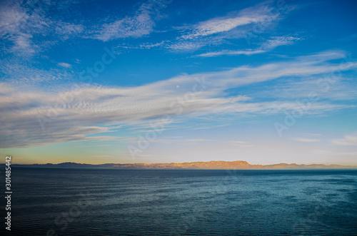 playa hermosa en sonora mexico Canvas Print
