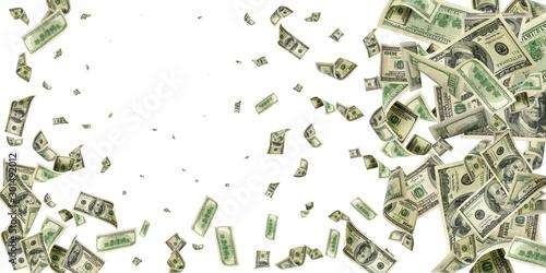 Fotografie, Obraz  Dollar sign