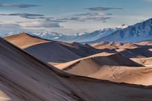 Great Sand Dunes Casting Shado...