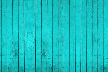 Cyan Teal  wood plank texture,abstract background, ideas graphic design for web design or banner