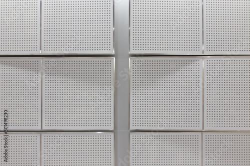 Fotografia, Obraz Soundproof walls of the meeting room.