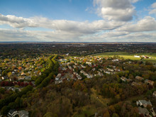 Aerial View Of Rockville And G...