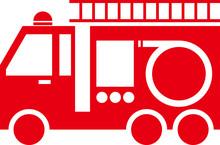消防車のアイコン