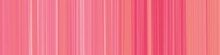 Abstract Horizontal Banner Background With Stripes And Light Coral, Moderate Pink And Pastel Magenta Colors