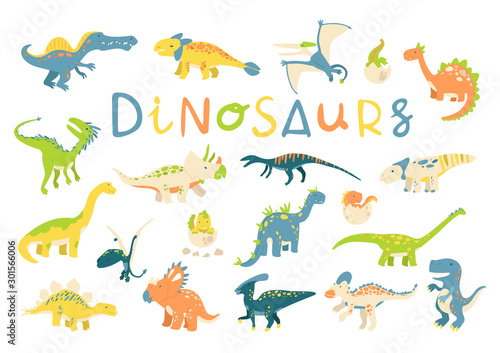 big-vector-set-of-different-dinosaurs