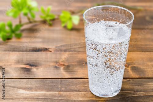 Cuadros en Lienzo 炭酸水