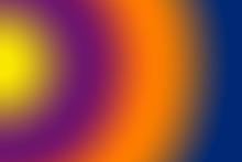 Abstract Rainbow Radial Gradie...