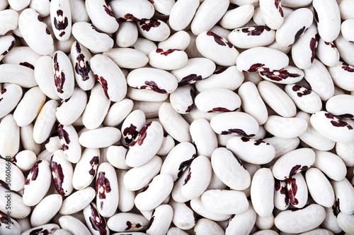 raw black eyed beans Fototapeta