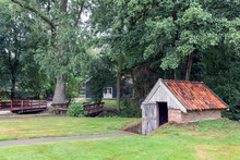 Dutch Open-air Museum With Sma...