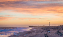 Cape May NJ Lighthouse And Atl...