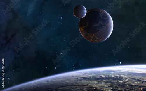 planety-w-kosmosie-piekne