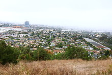 Los Angeles, Detail View Of Ke...