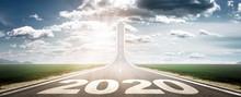 Vorwärts Ins Neue Jahr 2020!
