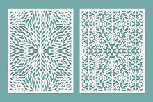 Die And Laser Cut Decorative P...