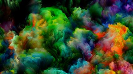 Visualization of Virtual Color