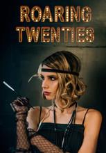 Roaring Twenties Poster Flappe...
