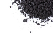 Natural Black Charcoal Powder ...