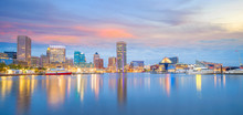 View Of Inner Harbor Area In D...