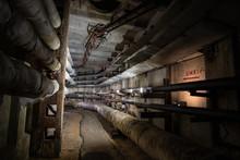 Underground Concrete Utility T...
