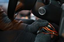 Professional Car Thief Hacking...