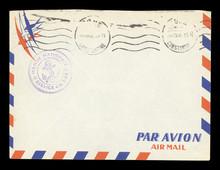 Luftpost Airmail Retro Vintage...