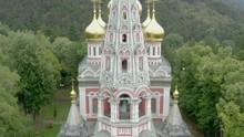 Magnificent Russian Orthodox C...